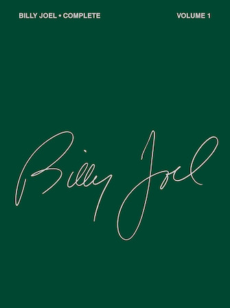 Product Cover for Billy Joel Complete – Volume 1