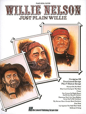 Product Cover for Willie Nelson – Just Plain Willie