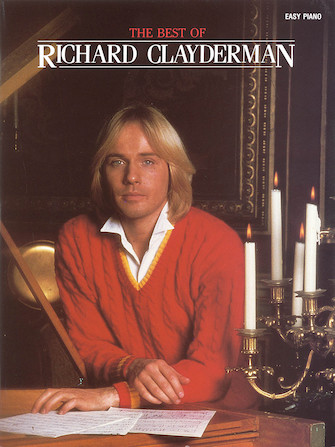 Product Cover for The Best of Richard Clayderman