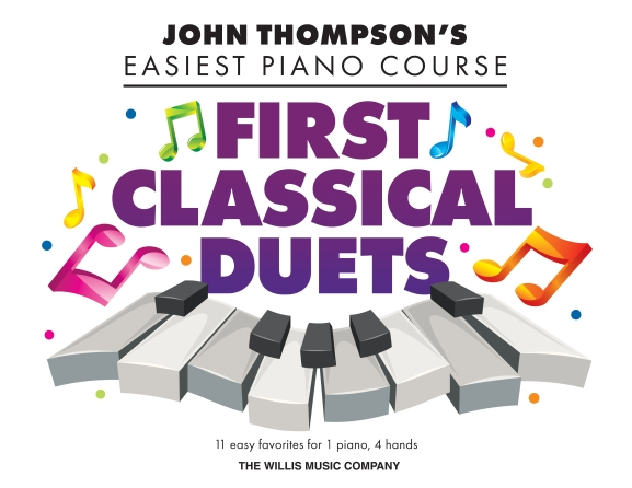 Product Cover for First Classical Duets