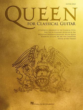 Queen for Classical Guitar