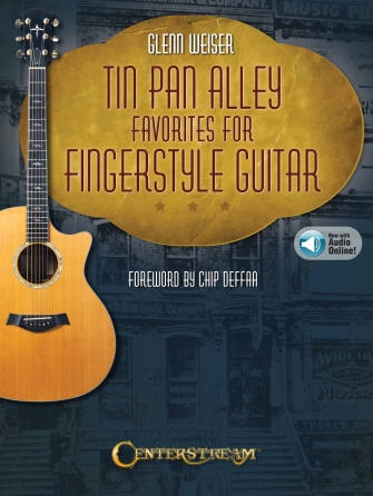 Product Cover for Tin Pan Alley Favorites for Fingerstyle Guitar