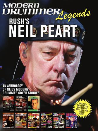 Modern Drummer Legends: Rush's Neil Peart