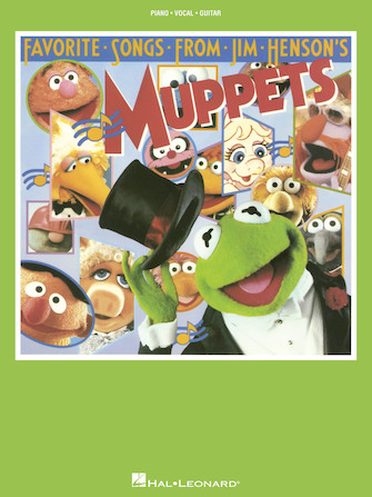 Product Cover for Favorite Songs From Jim Henson's Muppets