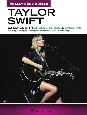 Product Cover for Taylor Swift – Really Easy Guitar