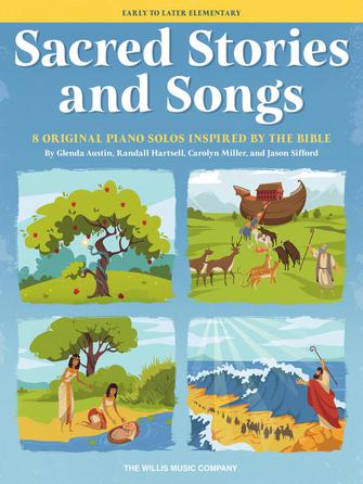 Product Cover for Sacred Stories and Songs