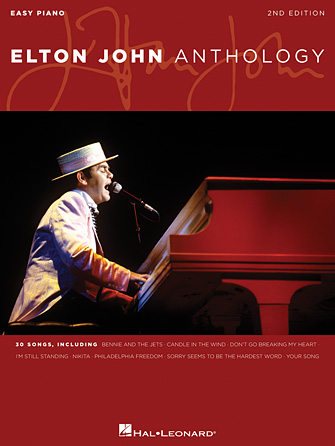 Product Cover for Elton John Anthology – 2nd Edition