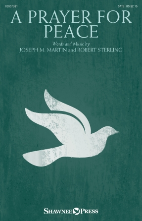 Product Cover for A Prayer for Peace