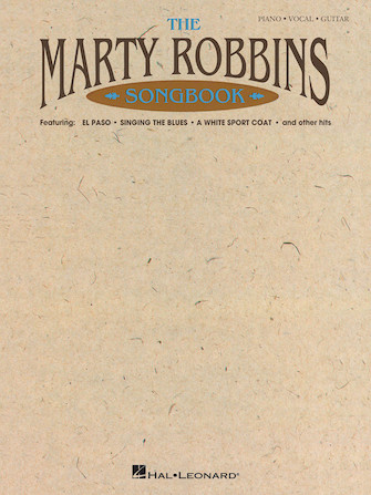 Product Cover for The Marty Robbins Songbook