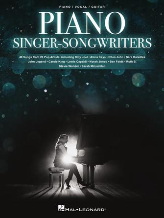 Product Cover for Piano Singer/Songwriters