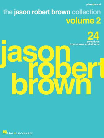 Product Cover for Jason Robert Brown Collection – Volume 2