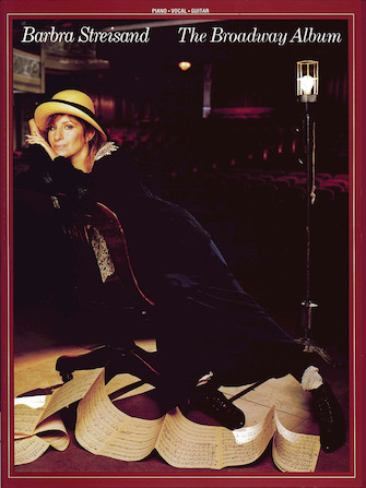 Product Cover for Barbra Streisand – The Broadway Album