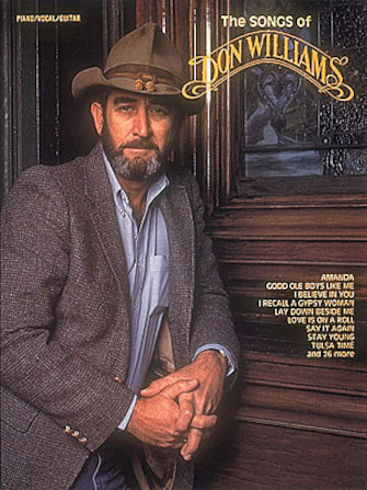 Product Cover for The Songs of Don Williams