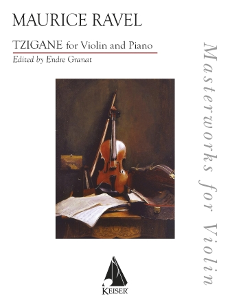 Product Cover for Tzigane