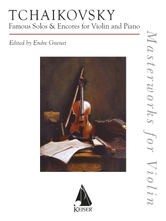 Product Cover for Famous Solos and Encores for Violin and Piano