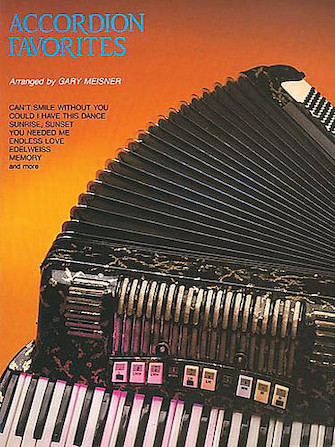 Product Cover for Accordion Favorites