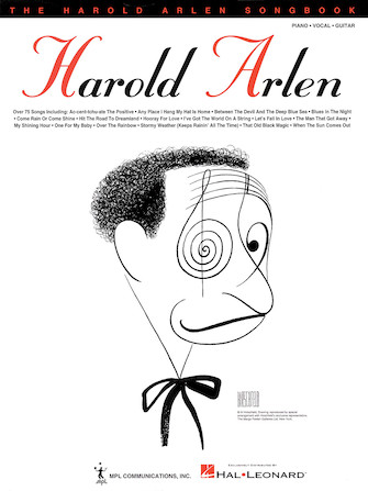 Product Cover for The Harold Arlen Songbook