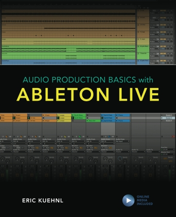 Product Cover for Audio Production Basics with Ableton Live