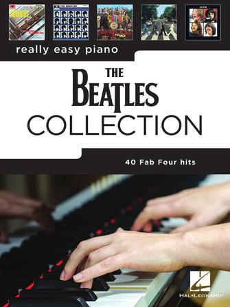 The Beatles Collection Really Easy Piano