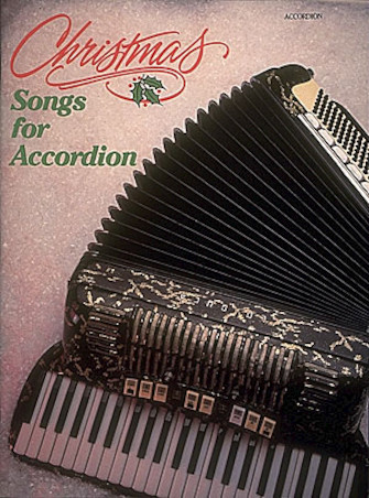 Product Cover for Christmas Songs for Accordion