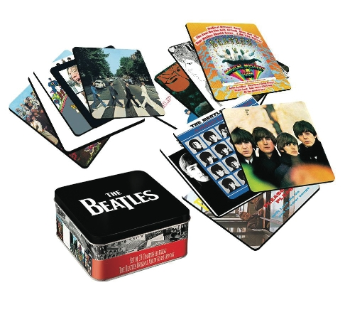Product Cover for The Beatles – 13-Piece Coaster Set