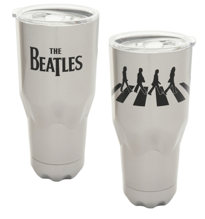 Product Cover for The Beatles – 30 oz. Stainless Steel Vacuum Travel Tumbler