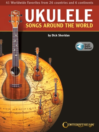Product Cover for Ukulele Songs Around the World