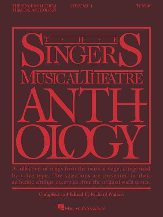 Product Cover for The Singer's Musical Theatre Anthology – Volume 1, Revised