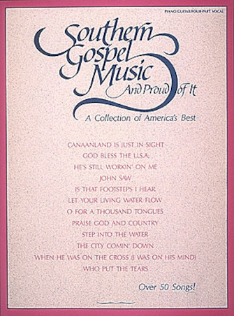 Product Cover for Southern Gospel Music and Proud of It