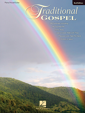 Product Cover for Traditional Gospel – 2nd Edition