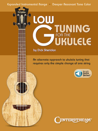 Product Cover for Low G Tuning for the Ukulele