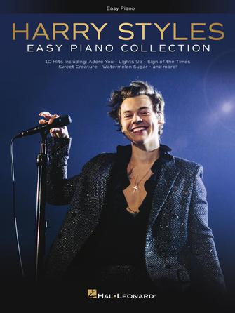Harry Styles Easy Piano Collection