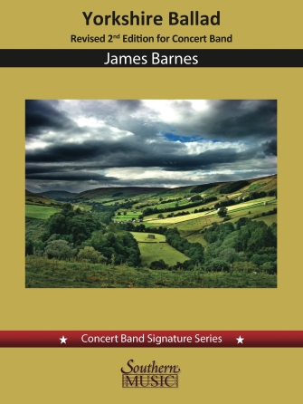 Product Cover for Yorkshire Ballad for Concert Band - Score and Parts (Second Edition)