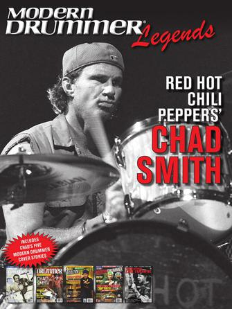 Modern Drummer Legends: Red Hot Chili Peppers' Chad Smith