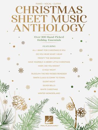 Christmas Sheet Music Anthology