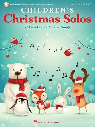 Children's Christmas Solos
