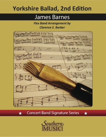 Product Cover for Yorkshire Ballad, 2nd Edition