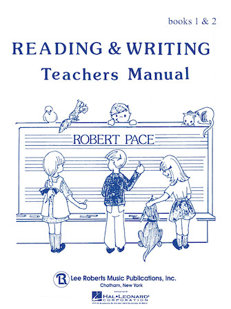 Product Cover for Reading & Writing – Teacher's Manual Books 1 and 2