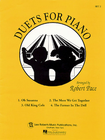 Product Cover for Duets for Piano – Set 2
