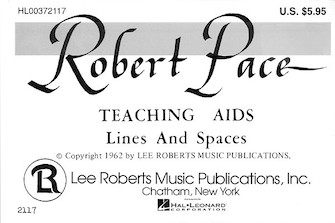 Product Cover for Teaching Aids – Lines & Spaces