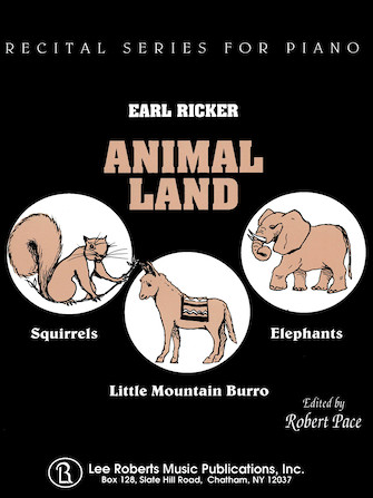 Product Cover for Animal Land: Squirrels, Elephants, Little Mountain Burro