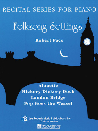 Product Cover for Folk Song Settings