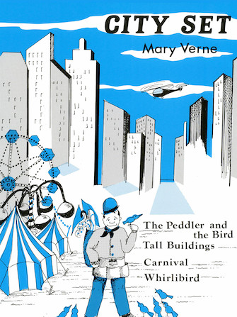 Product Cover for City Set (Peddler & The Bird, Tall Building)