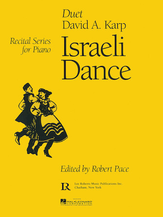 Product Cover for Israeli Dance