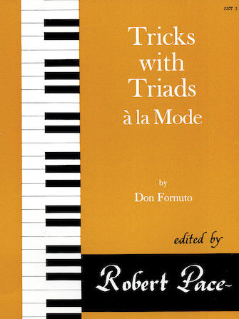 Product Cover for Tricks with Triads à la Mode – Set III