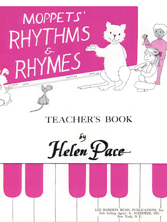Product Cover for Moppets' Rhythms and Rhymes – Teacher's Book