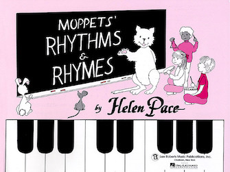 Product Cover for Moppets' Rhythms and Rhymes – Child's Book