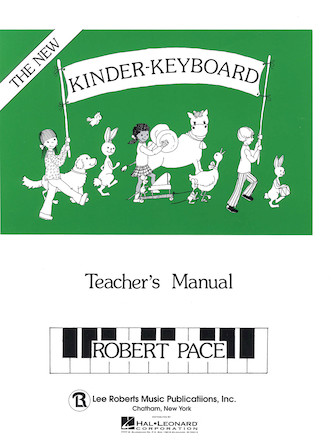 Product Cover for Kinder-Keyboard – Teacher's Manual