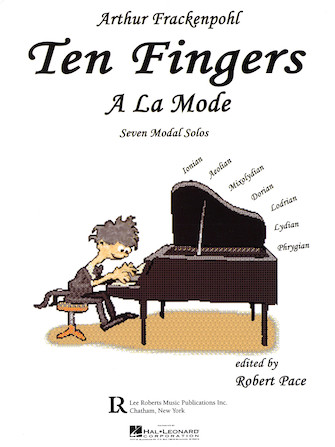 Product Cover for Ten Fingers A La Mode