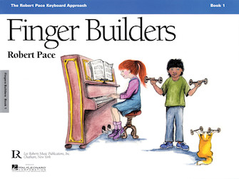 Product Cover for Finger Builders, Book 1